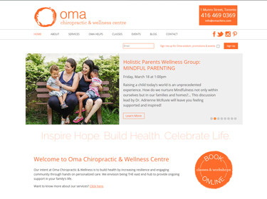 Oma Chiroptractic and Wellness